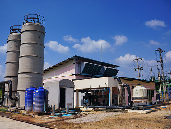 Biogas Utilization Systems